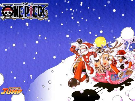 One Piece Christmas Wallpapers,one Piece Wallpapers