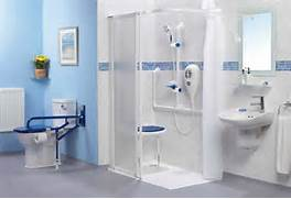 Disabled Bathroom by Walk In Showers Walk In Baths Wet Rooms UK