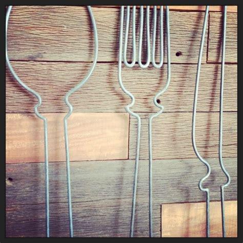 hobo knife fork  spoon wall art hobo products home