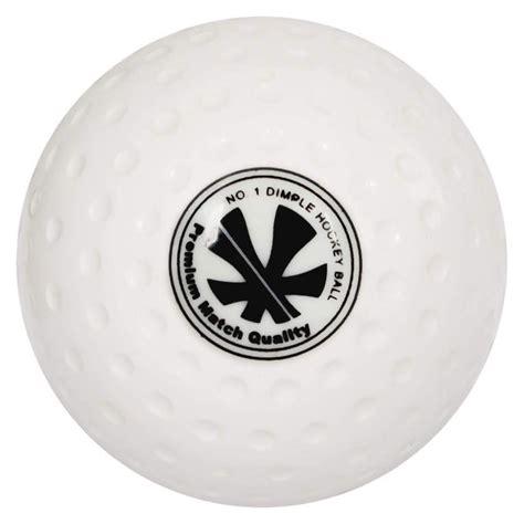 Piłki do hokeja REECE AUSTRALIA DIMPLE PREMIUM (6 sztuk) biały - SportKluf - Piłki do hokeja ...