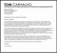 Cover Letter Template For Agency T Resume Cover Letter EBook Database