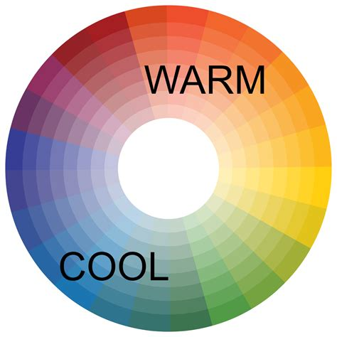 cool colors vs warm colors easy ways to find out which colours flatter you most