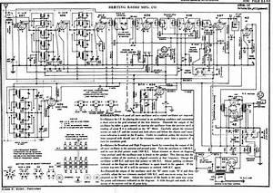 Receiver U0026 39 S Circuit Diagram  U0026 Alignment Procedure