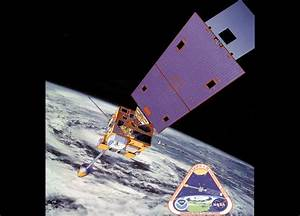 After 10 Years of Service NOAA Retires GOES-12 Satellite ...