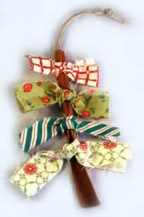cinnamon stick christmas tree ornaments cosmo cricket