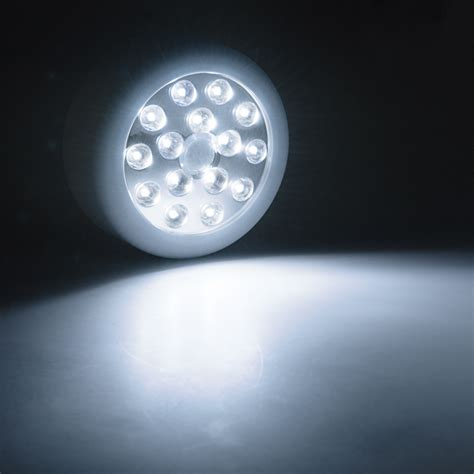 motion sensor led light up motion sensor led stick up lights 40 lumens stick up