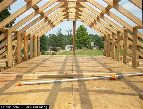 How Much Would A Pole Barn With Living Quarters Cost