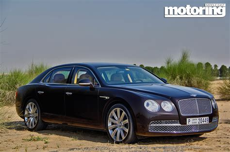 Review Bentley Flying Spur by Bentley Flying Spur Review In The Middle Eastmotoring