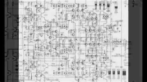 power amplifier circuit youtube