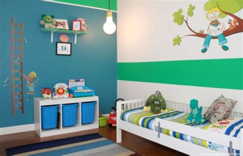 Girl And Boy Shared Bedroom Decorating Ideas