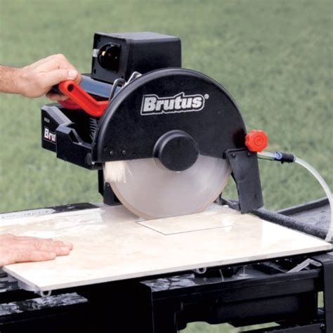Brutus Tile Saw 2hp by Qep 61024 24 Inch Brutus Professional Tile Saw With Water