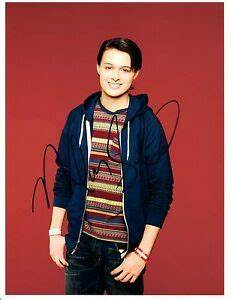Nolan Sotillo Signed Autographed 8x10 Photo Red Band ...