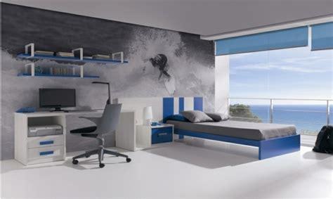 couleur de chambre gar輟n davaus idee originale chambre ado avec des idées intéressantes pour la conception de la chambre
