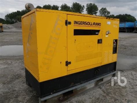 ingersoll rand generator parts ingersoll rand g49 generator set from netherlands for sale