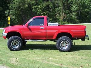 1991 Toyota Pickup Photos  Informations  Articles
