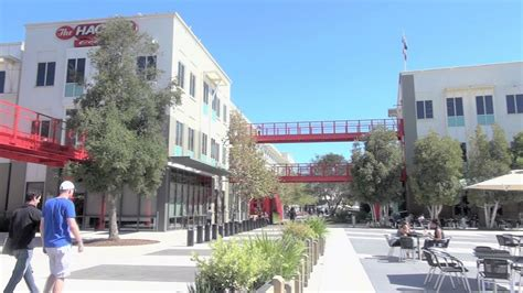 Facebook Headquarters ~ Menlo Park East Campus Tour - YouTube