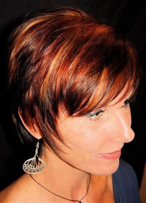 color ideas  short hair short hairstyles