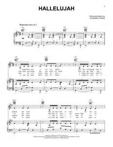 Hallelujah Sheet Music Free Download