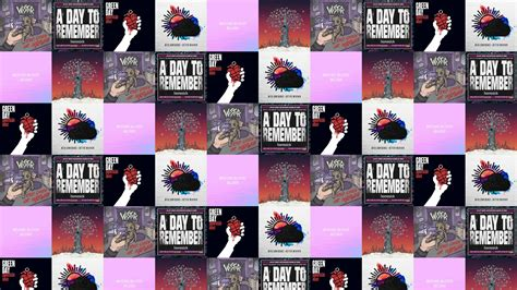 I googled the album cover hoping to crop it for my phone but this is so much better and easier than i expected! green day « Tiled Desktop Wallpaper