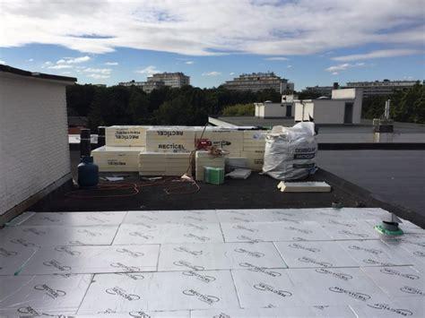 dak isoleren tegen 2020 plat dak isoleren bestaan nieuw dakwerken be