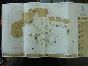 Riu Palace Peninsula Cancun Map