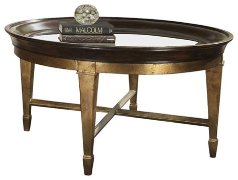 Luna Cocktail Table  Transitional  Coffee Tables By