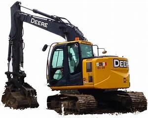 John Deere 135d Excavator Operation And Test Manual