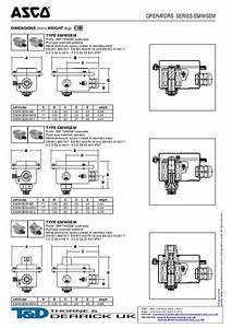 Asco Em Wsem Atex Iec Ex Flameproof Explosion Proof Operator Hazardou U2026