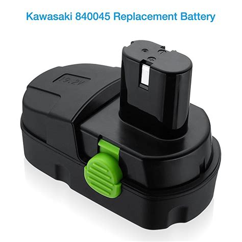 Kawasaki 19 2v Battery Charger by Power Tool Batteries For Kawasaki 19 2 V Battery Replacement