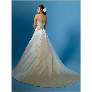 ivory colored wedding dresses pictures ideas guide to With ivory color wedding dress