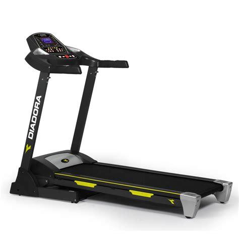 tappeto tapis roulant diadora fitness tapis roulant radio 45 pro it