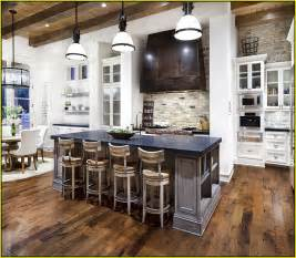kitchen layouts with islands large kitchen island with seating home design ideas