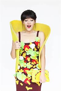 From Bananas to Tacos: These 50 Food Costumes Are Easy To DIY!