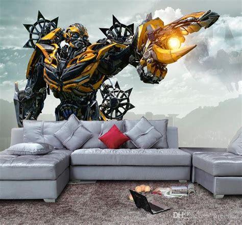 bumblebee wallpaper  transformers photo wallpaper custom