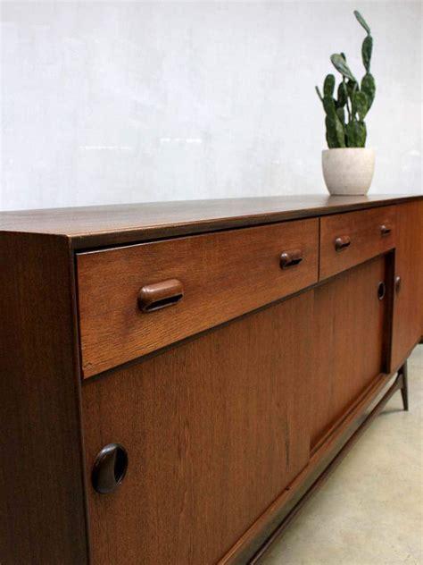 sekretär mid century mid century design cabinet dressoir sideboard webe louis