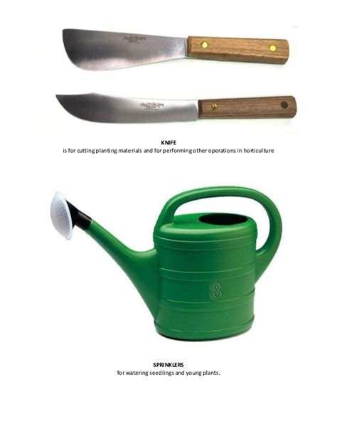 tools for planting hand tools