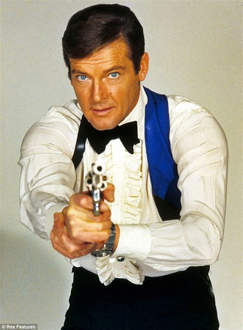 roger moore print james bond row looms as roger moore says 007 can t be gay