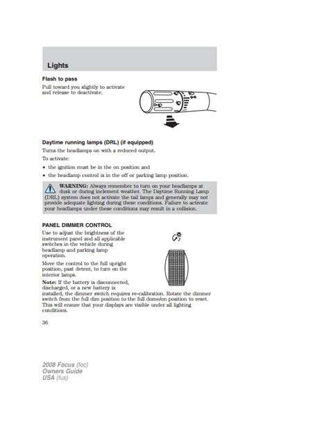 ford focus owners manual zofti