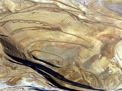 Gold Mining Mines Pit Open Nevada Panning