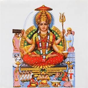 Fototapete Parvati Hindu Gttin Der Liebe Und Hingabe