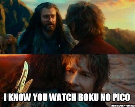 Boku No Pico Meme - meme creator i know you watch boku no pico meme generator at memecreator org