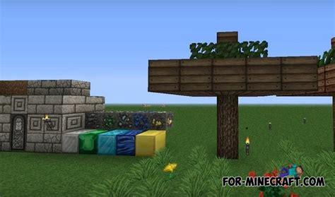 Ovos Rustic Texture Pack 64x For Minecraft Bedrock
