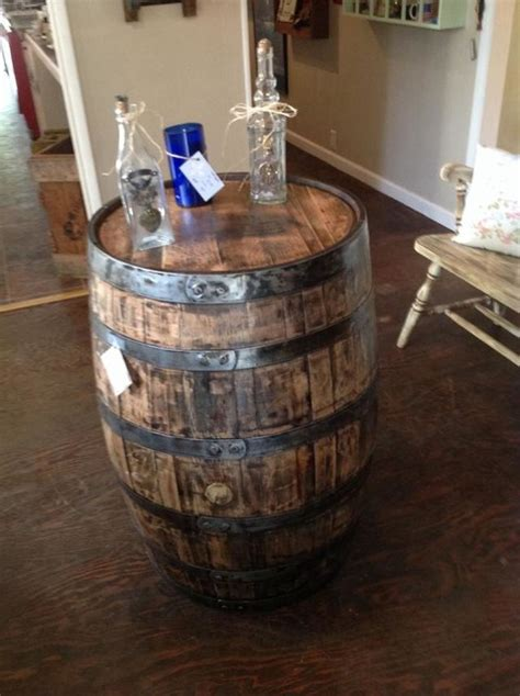 jim beam bourbon barrel furniture by loveseat