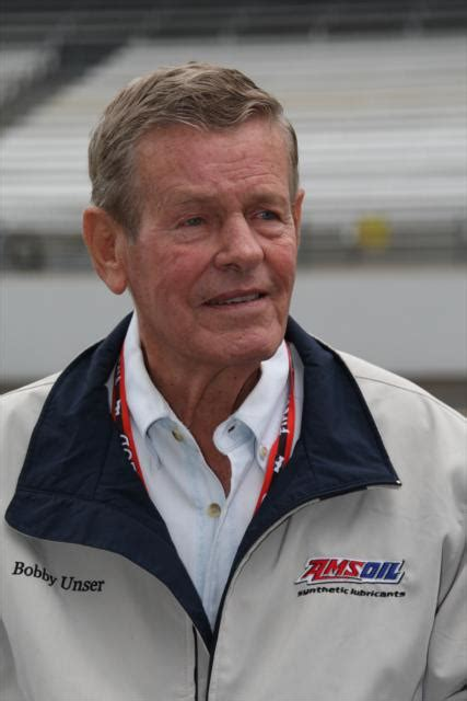 Bobby Unser | At the IMS. | Indianapolis Motor Speedway ...