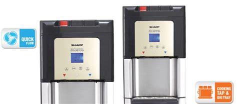 Stand Galon Air jual sharp stand water dispenser swd 75ehl sl bhinneka
