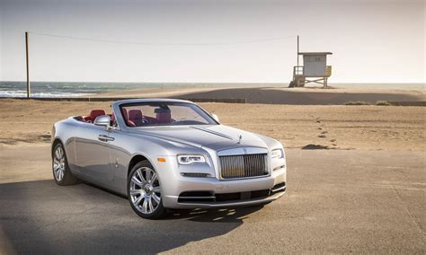 2018 Rolls Royce Dawn First Drive Review Autonxt