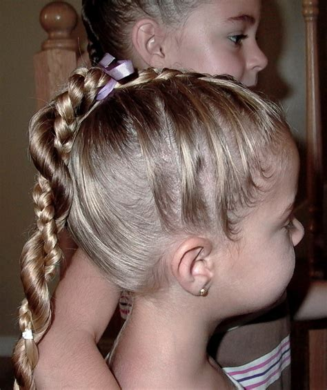 braided hairstyles for flower girls 07 stylish eve
