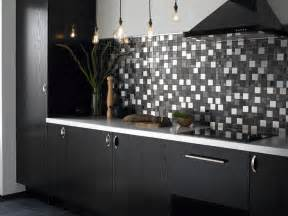 black and white tile kitchen ideas kitchen deluxe modern black and white scandinavian kitchen tiles inspiration with high yellow