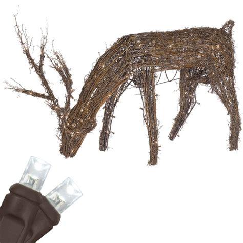 christmas deer decorations yard wwwindiepediaorg