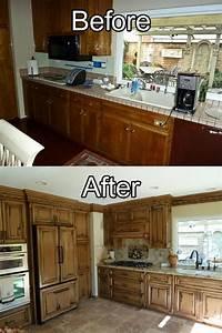 Kitchen Refinishing & Kitchen Restoration